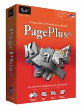PagePlus X5 Professionele  Desktop Publishing Design Layout