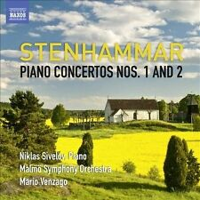 Stenhammar: Piano Concertos Nos. 1 & 2 (CD, Oct-2011, Naxos (Distributor))