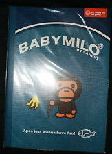 BAPE A BABY MILO 24 Page Stationary Notebook Baby Milo from Japan Sanrio