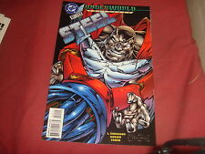 STEEL #21   Death Of Superman spin-off     DC Comics 1995 -  NM