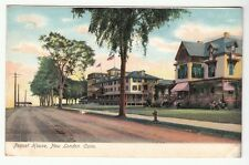 [C58314] OLD POSTCARD PEQUOT HOUSE IN NEW LONDON, CONNECTICUT (UNDIVIDED BACK)