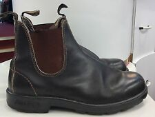 Blundstone 500 Leather Chelsea Boots Uk 7 / Eu 41