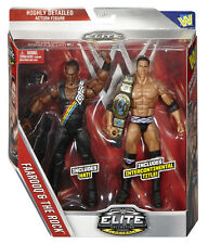 Nation of Domination - WWE Elite 2-Pack Exclusive Mattel Toy Action Figures
