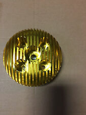 Racing CNC Cylinder Head 66cc / 80cc Gas Motorized Bicycle GOLD-R