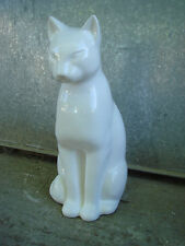"Neuf latex mould mold grand posant cat 19""/49cm longueur"