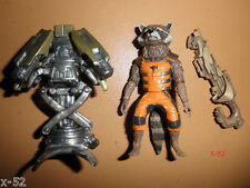 MARVEL legends ROCKET RACOON figure GUARDIANS of the GALAXY movie toy NO groot