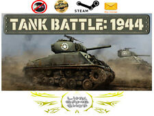 Tank Battle: 1944 PC Digital STEAM KEY - Region Free
