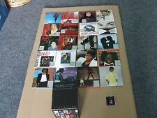 MICHAEL JACKSON VISIONARY 20 CD BOX SET LTD EDT WITH STICKER