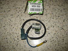 TOYOTA COROLLA & STARLET & TERCEL (1982-89) - NEW CONDENSOR - 90099-52076