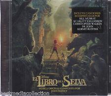 SEALED - El Libro De La Selva CD NEW John Debney BRAND NEW