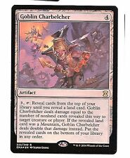 Goblin Charbelcher Foil Eternal Masters Out-of-Pack Quality