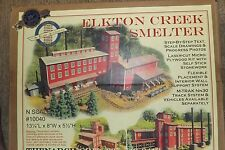 N SCALE ELKTON CREEK SMELTER by N SCALE ARCHITECT # 10040