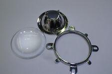 57mm led Lens +Reflector +Steel Bracket KIT For 10W round high power LED light