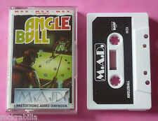 MSX - Mastertronic ANGLE BALL 64k 1987 *NEW!