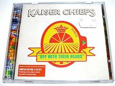 cd-album, Kaiser Chiefs - Off With Their Heads Limited Edition, 2CD