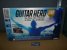 guitar hero live pour iphone ipad et ipod touch neuf !!!!