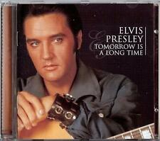 ELVIS PRESLEY - TOMORROW IS A LONG TIME   CD  1999  BMG  RCA  PRINTED IN USA