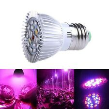 E27 18W 5730 18-LED Plant Grow Light Hydroponic Full Spectrum Growing Plant Lamp