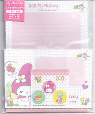 Sanrio My Melody Stationery Letter Set With Stickers Dreaming