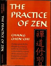The Practice of Zen by Chang Chen-chi [First Edition] (1959)