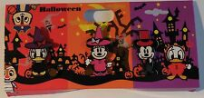 Japan Disney Store JDS Halloween 2014 Daisy Duck Minnie Mouse Mickey 3 Pin Set