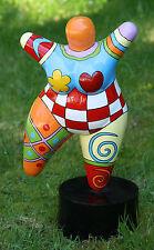 """Hommage an Niki de Saint Phalle - Skulptur Figur Dicke Frau """"NANA"""" Molly XXL"""