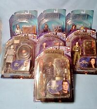 STARGATE SG-1  & ATLANTIS UNIVERSE & 2pck  Diamond Select  Mix Lot