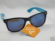 C24:New $5.99 FGX Women's Sunglasses from USA-Swak Black Blue