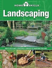 Homeskills - LANDSCAping How to Use Plants, Structures and Surfaces NEW Paper