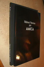 HELMUT NEWTON PER AMICA RARE BOOK LIMITED EDITION SEVEN DEADLY SINS PHOTOBOOK