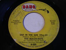 The Beach Nuts Out in the Sun / Someday Soon 1965 45rpm