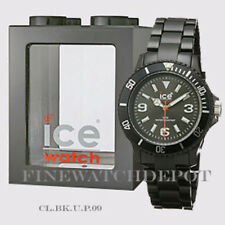 Authentic Unisex Ice Classic Collection Black Watch CL.BK.U.P.09