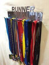 """Running Medal Display, Hanger, Holder, Marathon """"RUNNER"""""""
