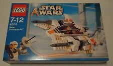 LEGO STAR WARS Rebel Snowspeeder Set 4500 New Sealed Dack Hoth Trooper Minifig