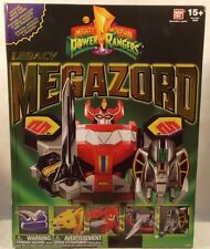 Mighty Morphin Power Rangers Legacy Megazord 5 Zords Combine Bandai (MISB) 2015