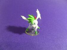 U3 Tomy Pokemon Figure 4th Gen Shaymin (Sky Battle Scene)