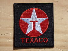 ECUSSON PATCH THERMOCOLLANT aufnaher toppa TEXACO rockabilly voiture américaine