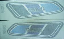 YAMAHA DT250MX  DT400MX  MODEL FULL PAINTWORK DECAL KIT