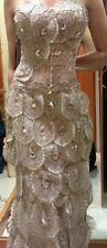 Crystal Covered Bling Dress BRIDE/ WEDDING *WILL ACCEPT BEST OFFER