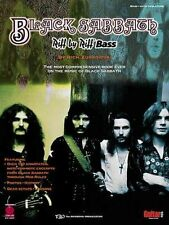 BLACK SABBATH - RIFF BY RIFF BASS - NEW PAPERBACK BOOK