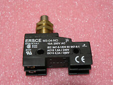 "BREMAS ERSCE ER202380 M3-04-NO 10A 250VAC FAST ACTION MICRO SWITCH ""US SELLER"""