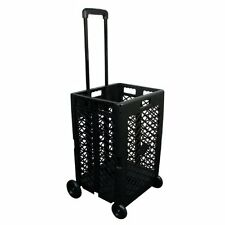 OpenBox Olympia Tools 85-404 Pack-N-Roll Mesh Rolling Cart