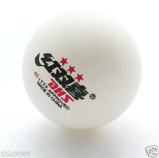 20 Boxes (120 Pcs) 3 Stars DHS 40 MM Olympic Table Tennis White Ping Pong Balls