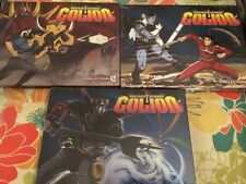 Beast King GoLion - Volume Collection 1-3 DVD, 2008, 3-Disc Set) Voltron New!!