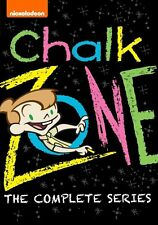 ChalkZone Complete Series TV Show DVD Set Collection Nickelodeon Box Chalk Zone