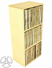 Vinyl Storage Cube, Holds 405 12 inch Records, DJ Shelving by Sound Desks (RSP3)