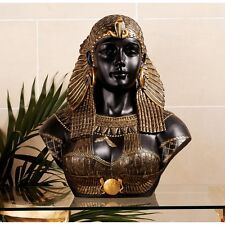 Cleopatra VII Ptolemaic Egyptian Queen Egypt Neoclassical Sculpture Bust Replica