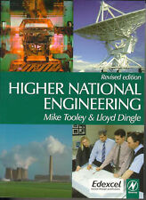 Higher National Engineering by Michael H. Tooley, Lloyd Dingle (Paperback, 1999)