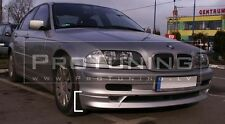 BMW E46 98-02 Front Bumper spoiler lip splitter Chin tuning Saloon Touring