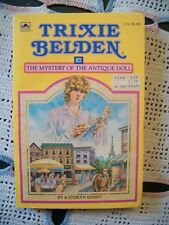 Trixie Belden #36 - The Mystery of the Antique Doll (Square PB Edition)